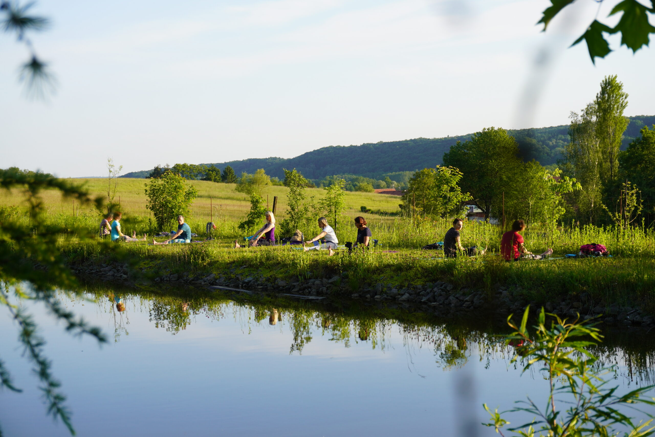 DO-YOGA am Teich Hof bei Straden